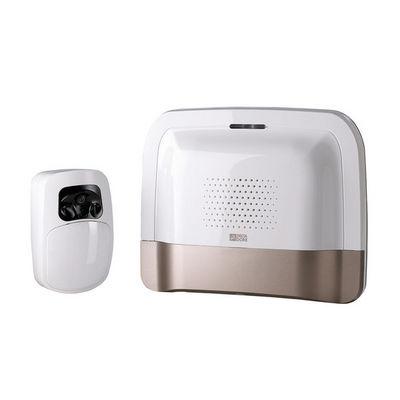 CFP SECURITE - Alarma-CFP SECURITE-Pack transmetteur IP/GSM et détecteur vidéo Tyxal+