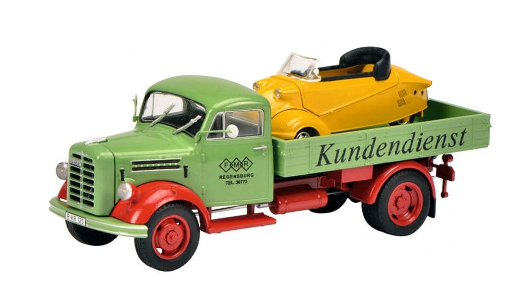DIE BLECHFABRIK Automodello Miniature Giochi e Giocattoli  |