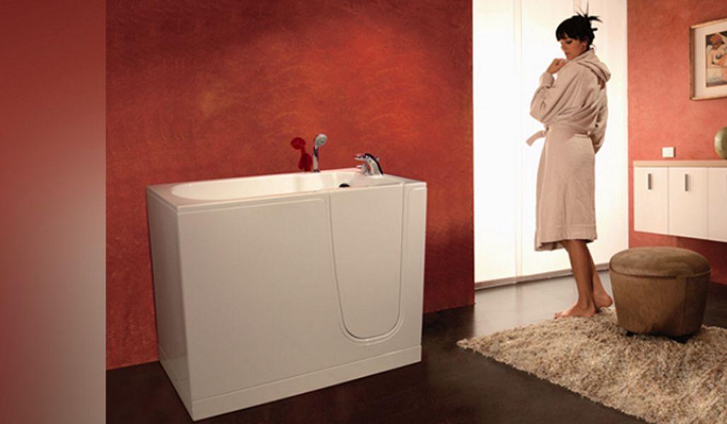 GOMAN Vasca da bagno con sportello Vasche da bagno Bagno Sanitari  |