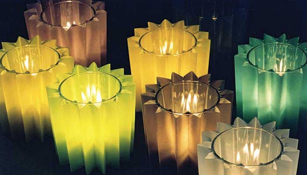 Partipli Bicchiere portacandela Candele e candelabri Oggetti decorativi  |