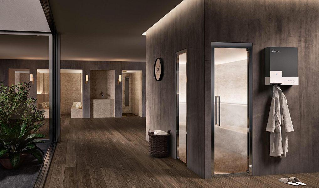 ALBATROS WELLNESS Sauna Sauna e bagno turco Bagno Sanitari  |