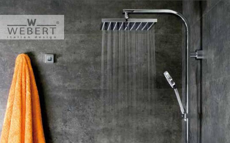 WEBERT Doccia a pioggia Doccia e accessori Bagno Sanitari  |