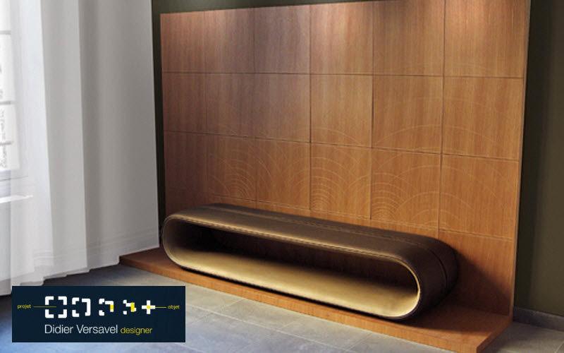 didier versavel Progetto architettonico per interni Progetti architettonici per interni Case indipendenti Ingresso | Design Contemporaneo