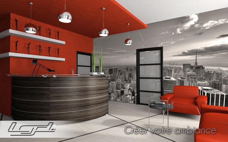 LGD01 ® Decorazione murale Decorazioni murali Pareti & Soffitti Luogo di lavoro |