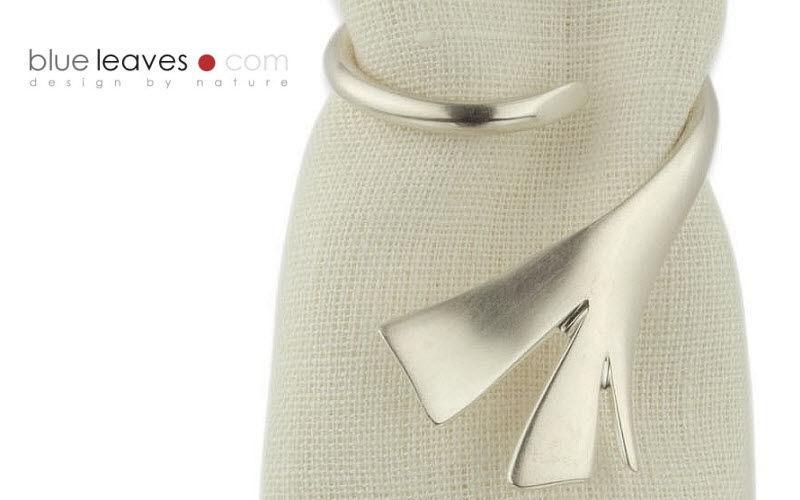 Blue Leaves Portatovagliolo Varie accessori da tavola Accessori Tavola  |