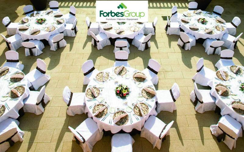 Forbes Group Fodera per sedia Fodere Biancheria Sala da pranzo |