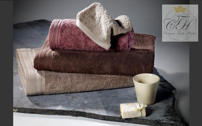 COMPTOIR TEXTILE HOTELLIER Asciugamano toilette Biancheria da bagno Biancheria  |