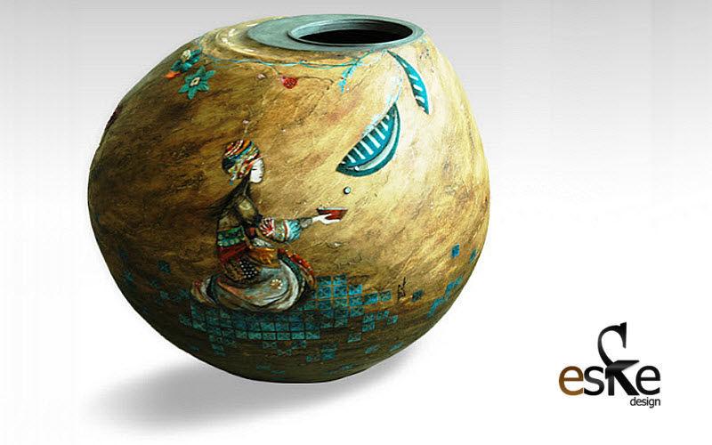 MATIERE(S) 9160 Vaso di porcellana Coppe e contenitori Oggetti decorativi  |