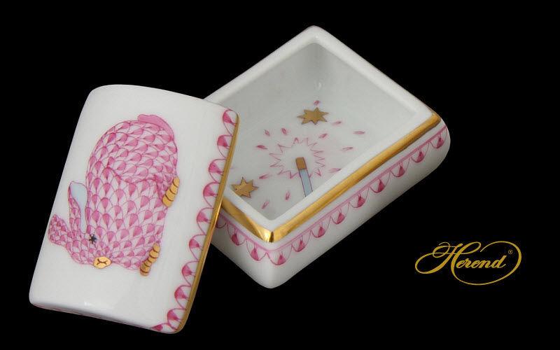 Herend Porta pillole Scatole decorative Oggetti decorativi   