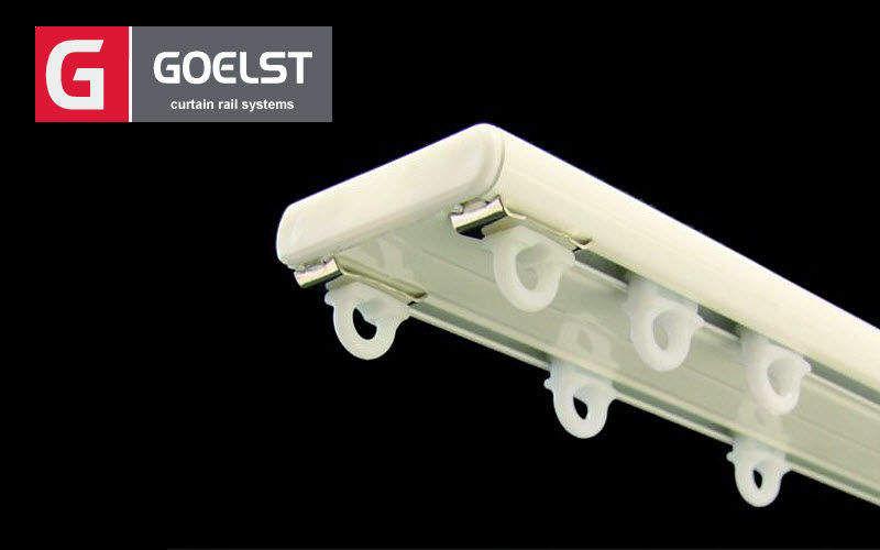 Goelst Binario per tenda Aste e accessori Tessuti Tende Passamaneria  |