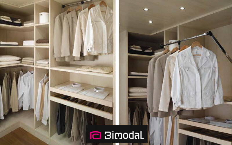 BIMODAL Cabina armadio Cabine armadio Dressing e Complementi   