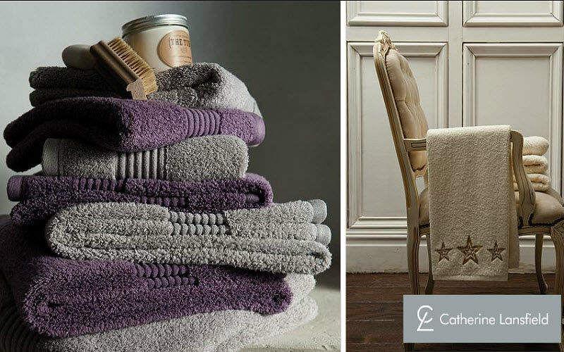 Asciugamano toilette biancheria da bagno decofinder - Biancheria da bagno ...