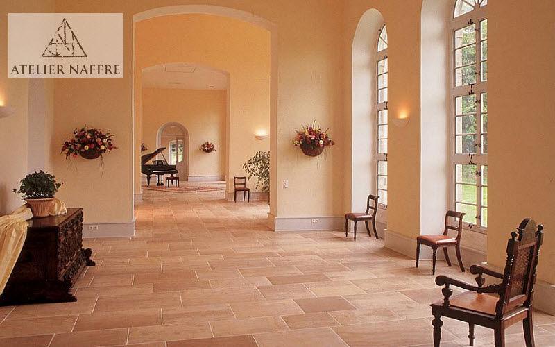 Atelier Naffre Lastra in pietra naturale Lastricati Pavimenti  |