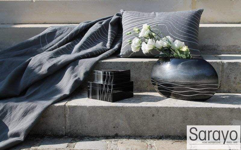 Sarayo Fodera per cuscino Cuscini Guanciali Federe Biancheria  |