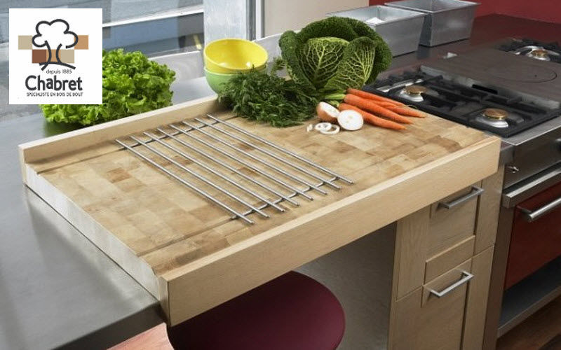 CHABRET Piano da lavoro cucina Mobili da cucina Attrezzatura della cucina  |