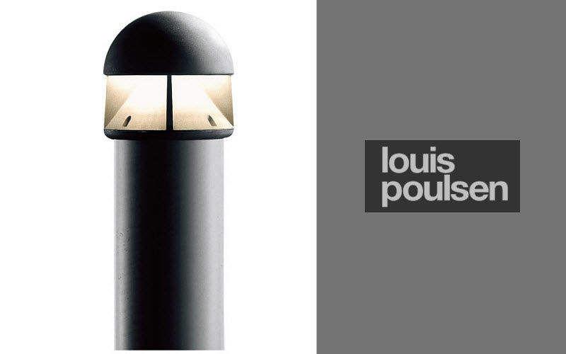 Louis Poulsen Lampada segnapasso da esterno Lampade e Illuminazione da terra Illuminazione Esterno  |