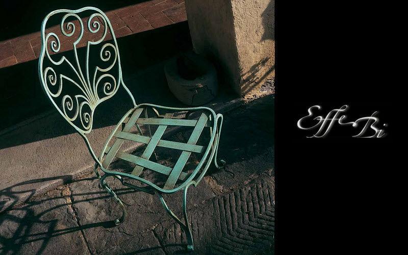 EFFE.BI Sedia per terrazzo Sedie da giardino Giardino Arredo  |