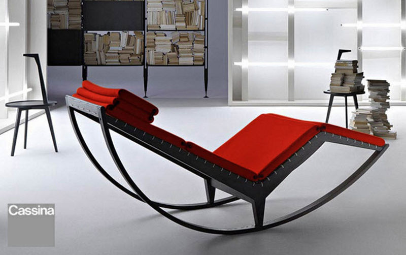 Cassina Chaise longue Meridienne Sedute & Divani  |