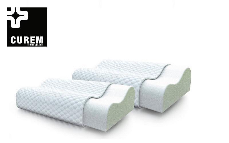 CUREM Cuscino ergonomico Cuscini Guanciali Federe Biancheria  |