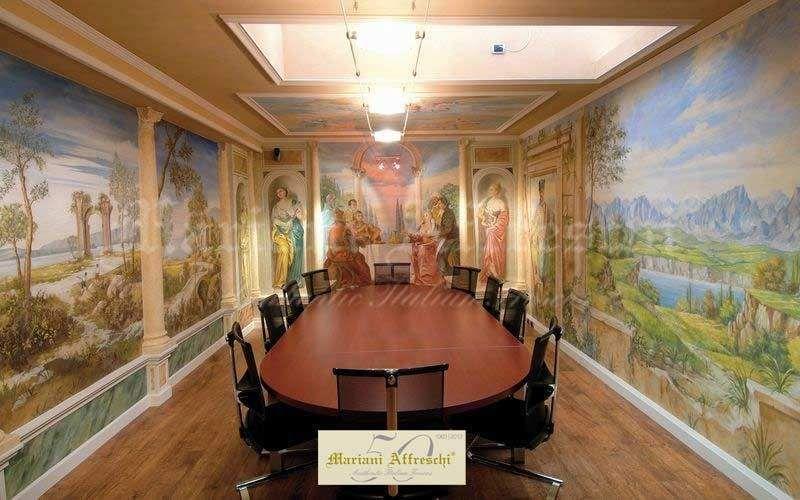 Mariani Affreschi Affresco Decorazioni murali Ornamenti  |