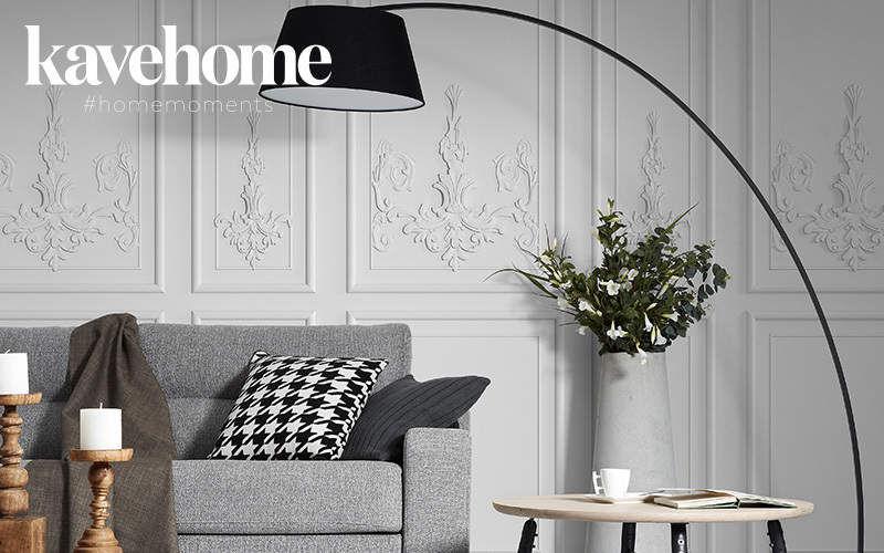 KAVEHOME Lampada da terra Lampade da terra Illuminazione Interno Salotto-Bar | Design Contemporaneo