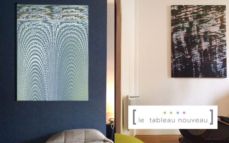 Le tableau nouveau Stampa digitale su tela Poster e manifesti Oggetti decorativi  |