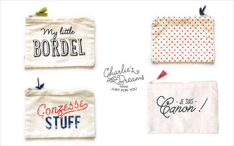 CHARLIE'S DREAMS Pochette Accessori cabina armadio Dressing e Complementi   