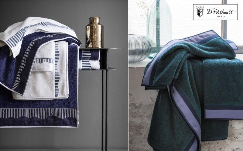 D. Porthault Asciugamano toilette Biancheria da bagno Biancheria  |