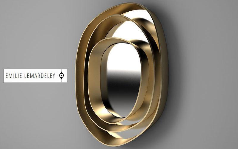 EMILIE LEMARDELEY Specchio Specchi Oggetti decorativi  |