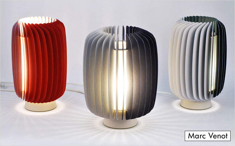MARC VENOT Lampada da tavolo Lampade Illuminazione Interno  |