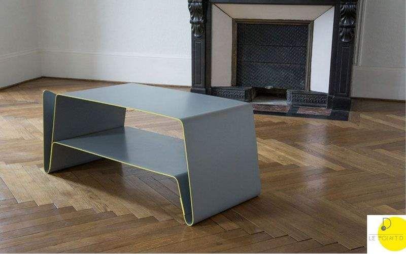 LE POINT D Tavolino soggiorno con ripiano Tavolini / Tavoli bassi Tavoli e Mobili Vari  |