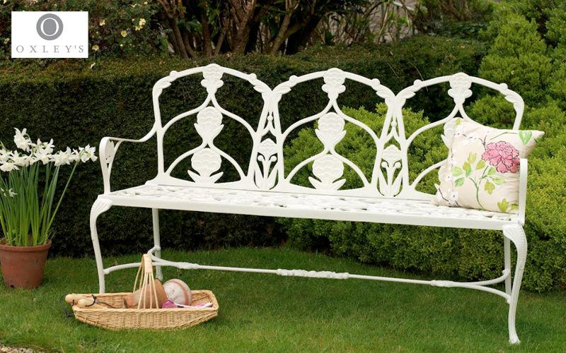Oxley's Panchina da giardino Panchine per esterni Giardino Arredo  |