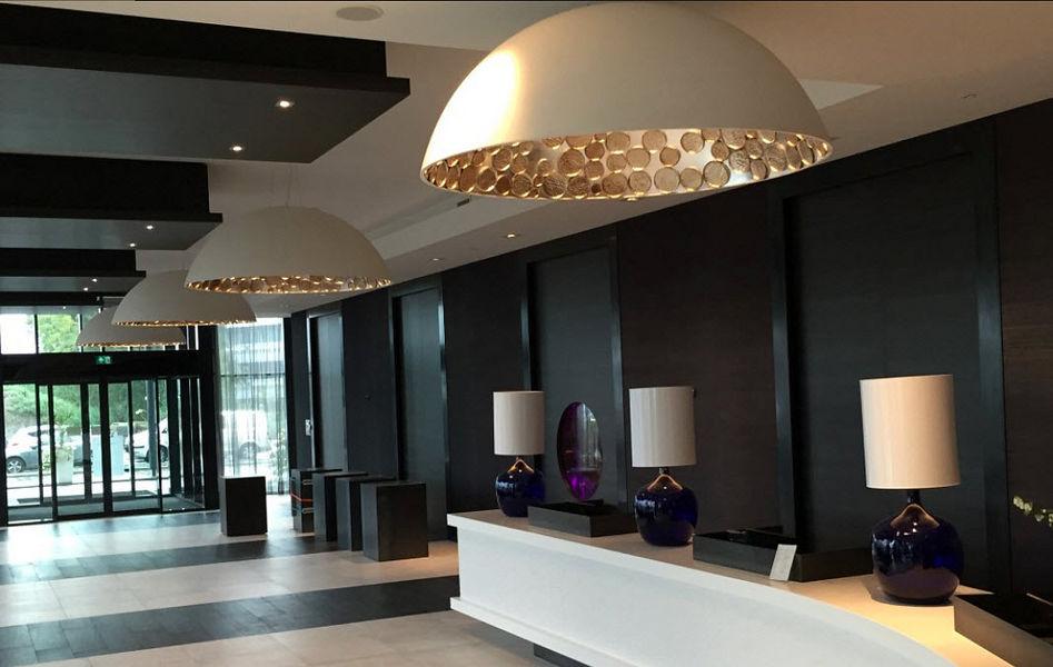 AANGENAAM XL Lampada a sospensione per ufficio Lampadari e Sospensioni Illuminazione Interno  |