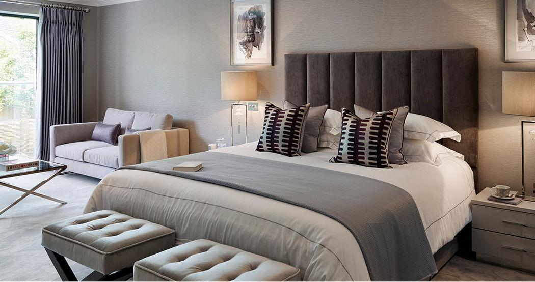 LIANG AND EIMIL Camera da letto Camere da letto Letti Camera da letto |