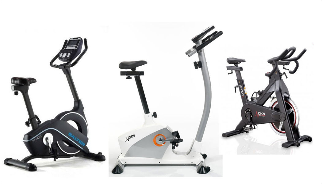 DKN FRANCE Cyclette Biciclette Fitness  | Design Contemporaneo