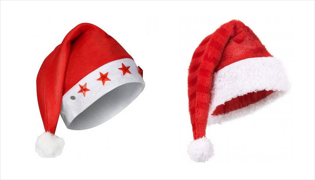 DEGUISETOI.FR Cappello da Babbo Natale Addobbi natalizi Natale Cerimonie e Feste  |