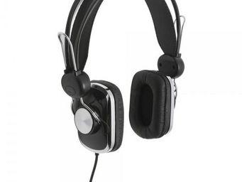 La Chaise Longue - casque bobby noir - Cuffia Stereo