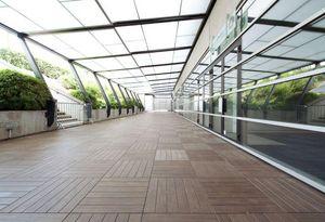 Les Menuisiers Du Jardin Pavimento per terrazzo
