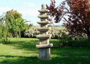 Thierry Gerber Pagoda