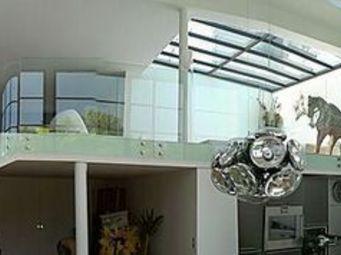 TRESCALINI - glassy : garde-coprs verre - Parapetto