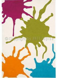 Arte Espina - tapis de salon colour festival multicolor 140x200  - Tappeto Moderno