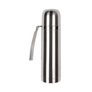 La Chaise Longue - bouteille isotherme 500ml acier brossé - Caraffa Termica