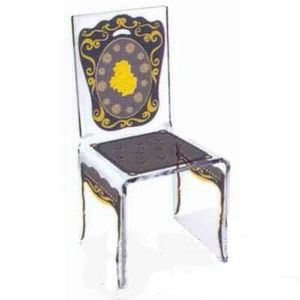 ACRILA - chaise napo par aitali - Sedia