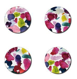 BLUEBELLGRAY - abstract coasters - Piatto Da Dessert