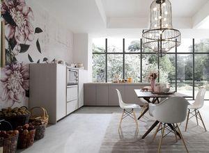 RASTELLI - -beluga - Cucina Componibile / Attrezzata