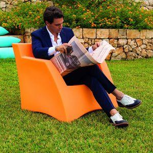MODUM - salon de jardin design - Poltrona Da Giardino
