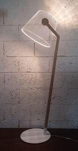 Finish Line - ziggi-b - Lampada Da Terra