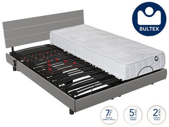 Bultex - ensemble relaxation bultex sigma star + matelas i- - Materasso + Sommier