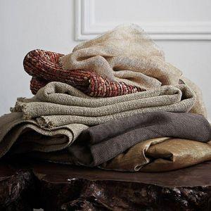 De Le Cuona - barbarian - flax  - Tessuto D'arredamento