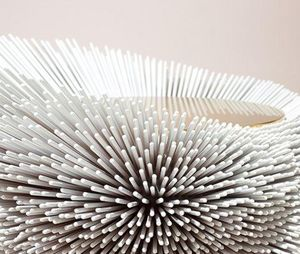 PIA MARIA RAEDER - -anemone de mer - Tavolino Rotondo